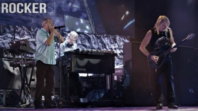 Deep Purple, Zagreb, 16. 5. 2017