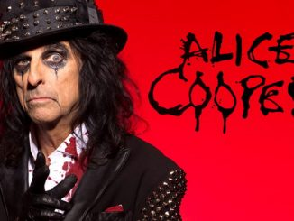 Alice Cooper je nominiran za vstop v Songwriters Hall Of Fame.