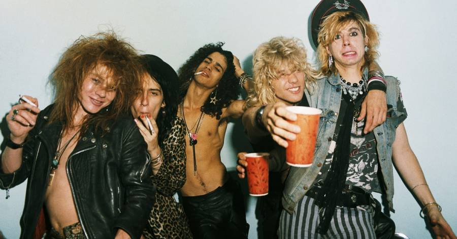 Rolling Stone: 50 Wildest Guns N' Roses Moments